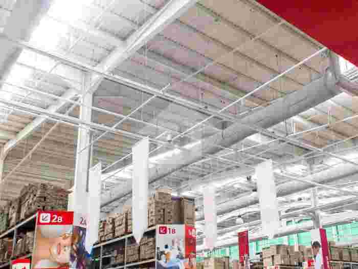 Lotte Mart Wholesale Tangerang