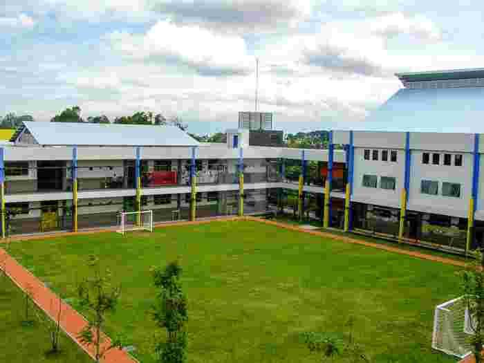 Singapore International School (SIS) Bandung