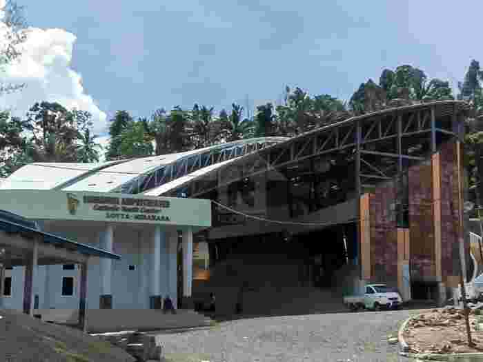 Emmanuel Catholic Youth Center Amphitheater Building